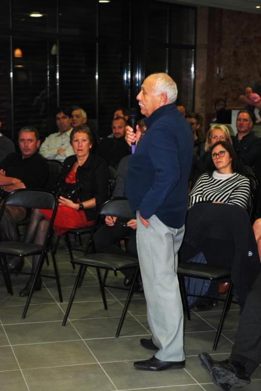 Les invités, Henri ROYER  représentant le Comité  Régional